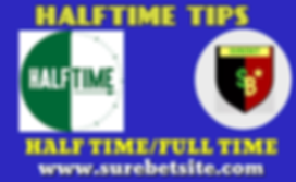 HALF TIME-FULL TIME TIPS