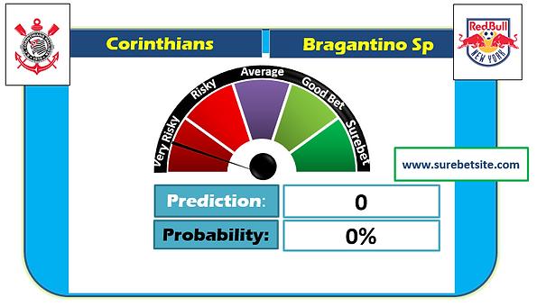 Corinthians vs Bragantino Sp Prediction