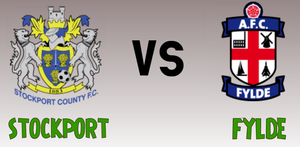 STOCKPORT VS AFC FYLDE PREDICTION
