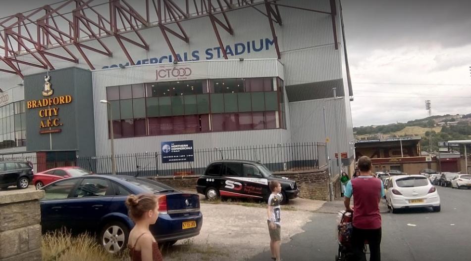 Bradford City Stadium