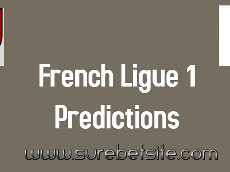 France Ligue 1 Predictions Today