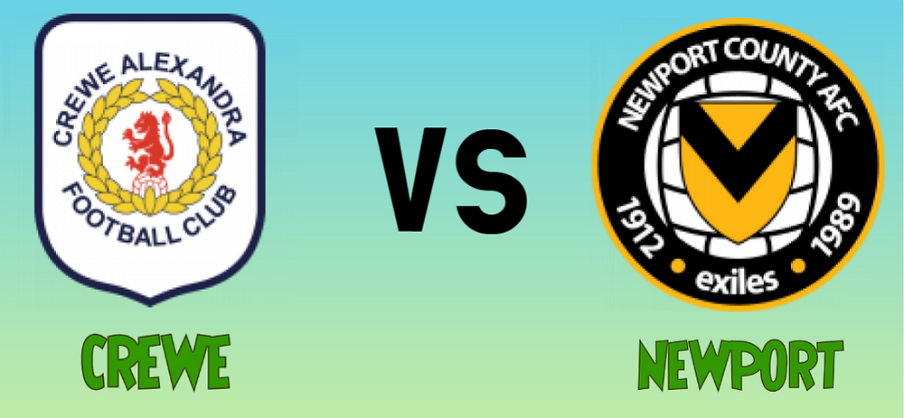megajackpot analysis and prediction - Crewe vs Newport