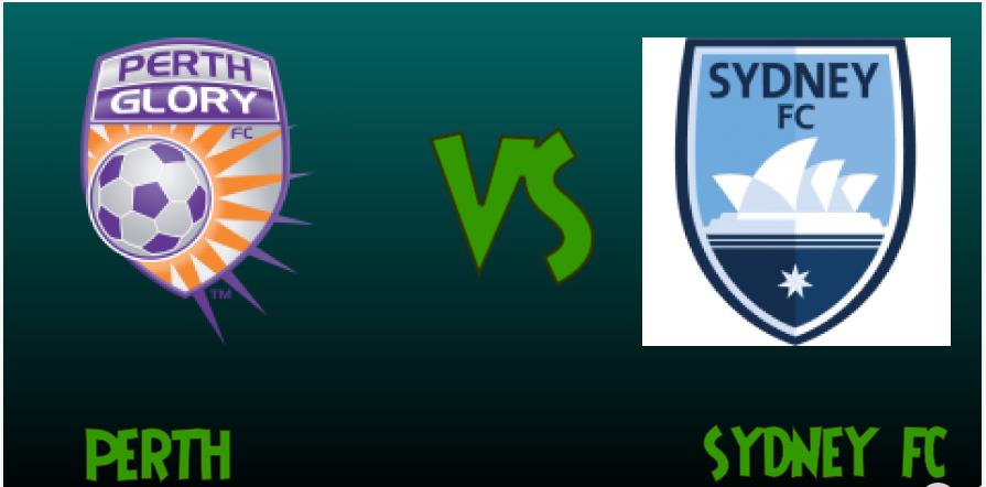 Perth glory vs western sydney betting tips new jersey sports betting status bar