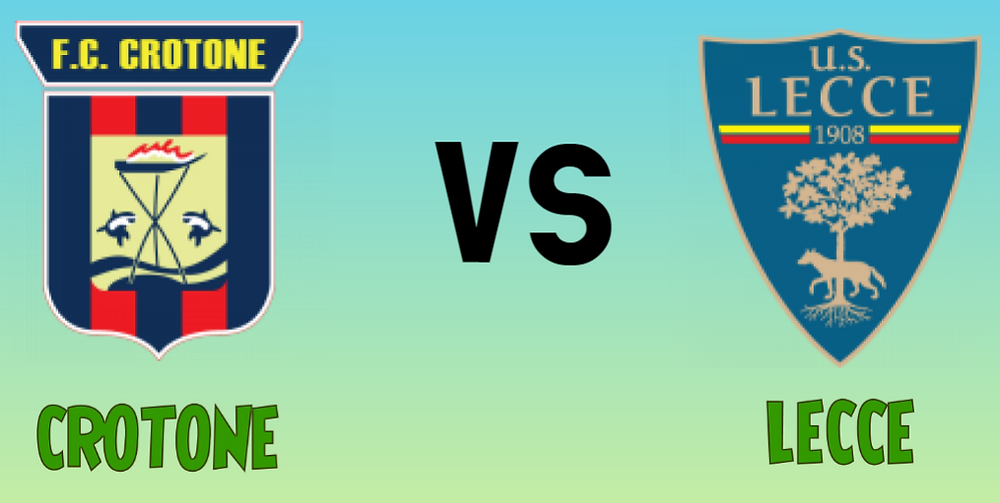 Crotone Vs Lecce mega jackpot prediction