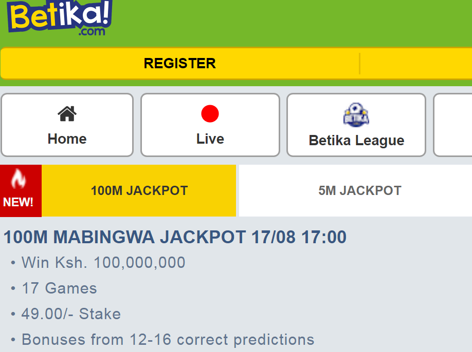 Surebet | Sportpesa Mega Jackpot predictions & analysis this