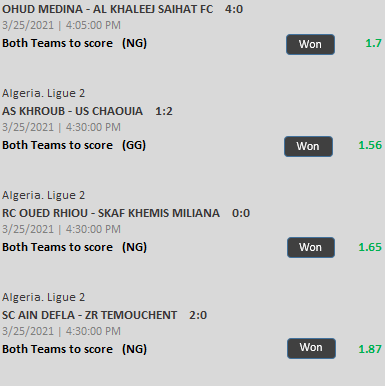 Free Football Betting Tips Today 3rd April 21