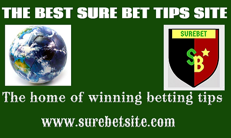 Sure bet tips today