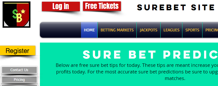 Sure Betting Tips Archive May 2020