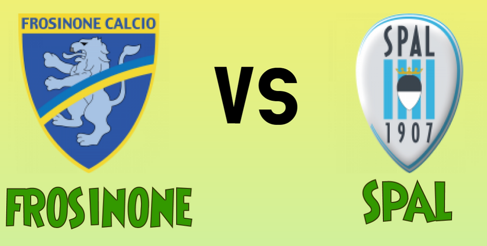 Frosinone Vs Spal Mega Jackpot prediction