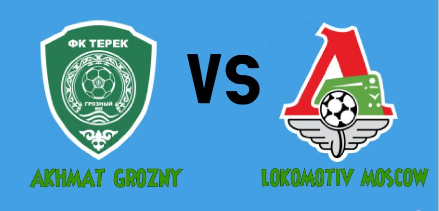 akmat grozny vs lokomotiv moscow match Prediction - logos