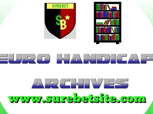 European Handicap Predictions Archives April 2021