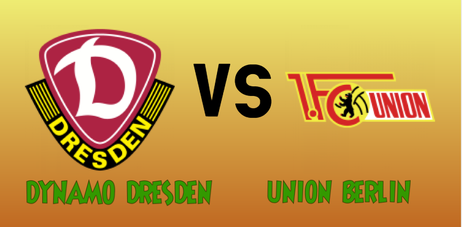 Dynamo dresden vs Union Berlin match Prediction - logos