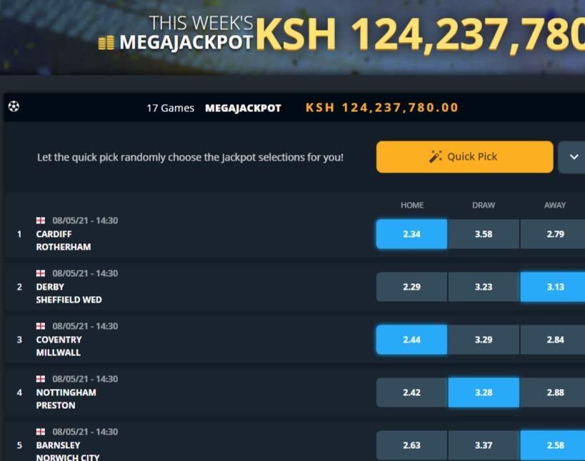 Best free Sportpesa mega jackpot analysis and predictions