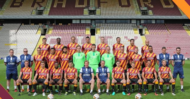 Bradford City Players