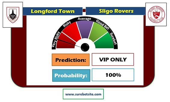 Longford Town vs Sligo Rovers Prediction