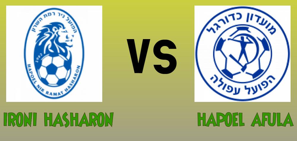 Sure bet prediction for Ironi Hasharon Vs Hapoel Afula game today