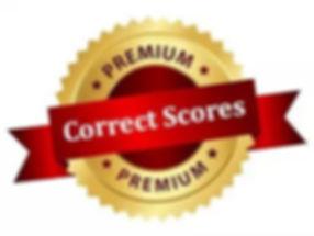 correct score sticker from surebet
