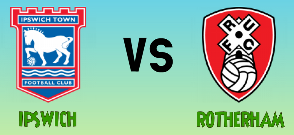 Mega Jackpot prediction Ipswich vs Rotherham
