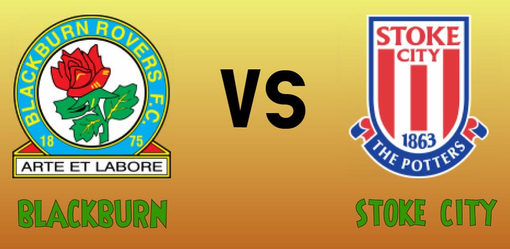 Blackburn vs Stoke City match Sportpesa mega jackpot prediction - logos