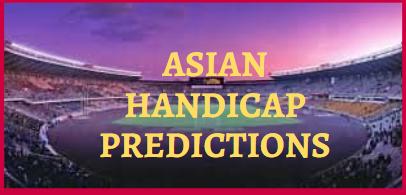 ASIAN HANDICAP PREDICTIONS FOR FEB 2021 - RECORDS
