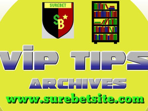 VIP Tips Archives for April 2021