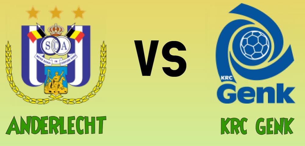 Sure bet predictions for Anderlecht Vs KRC Genk match today