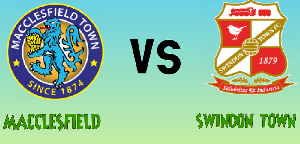 Macclesfield Vs Swindon