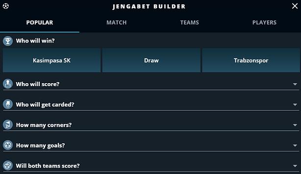 jenga bet builder sample 2