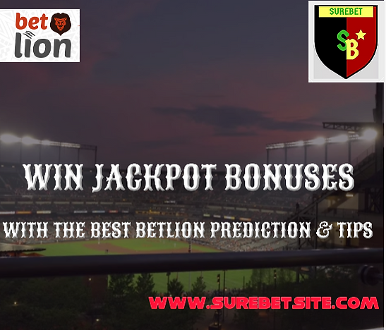Betlion Jackpot prediction and tips today
