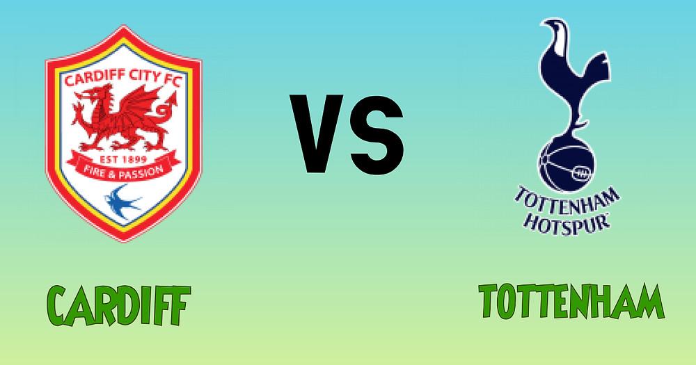 CARDIFF VS TOTTENHAM SURE BET PREDICTION
