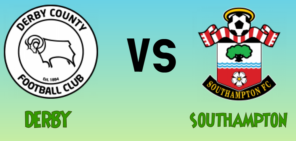 Derby vs Southampton