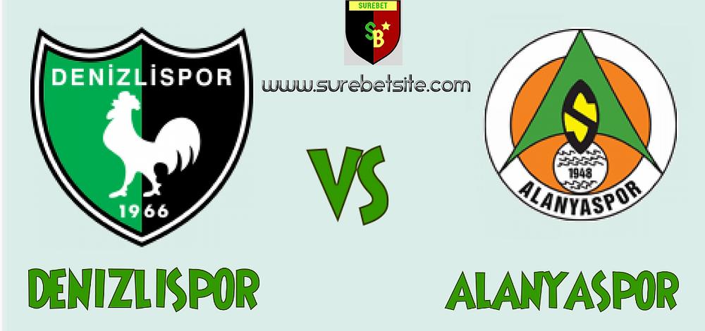 Denizlispor vs Alanyaspor match today - banner