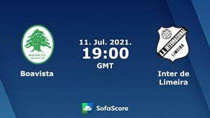 BOAVISTA VS INTER DE LIMEIRA SP  IS A FIXED MATCH