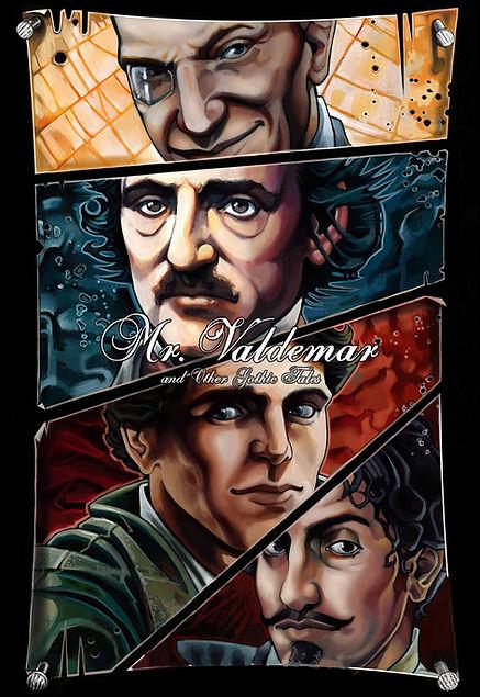 Mr Valdemar Cover