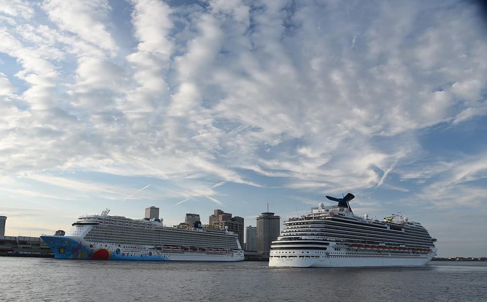 Port NOLA_Carnival Dream_Norwegian Break