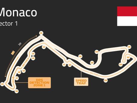 Monaco Track Guide   Sector 1