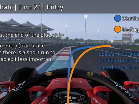 Abu Dhabi Track Guide | Sector 3