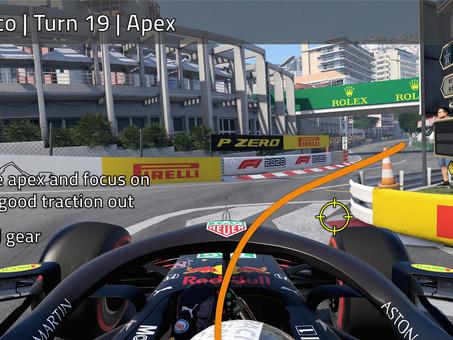Monaco Track Guide   Sector 3