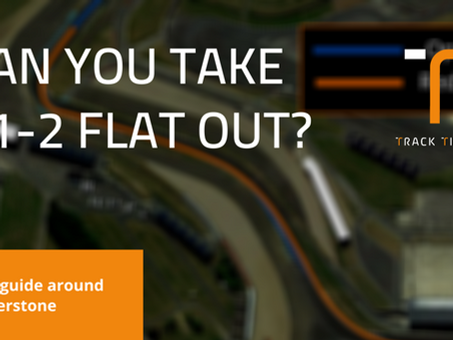 The ultimate guide to Silverstone's T1-2 (Abbey and Farm curve)