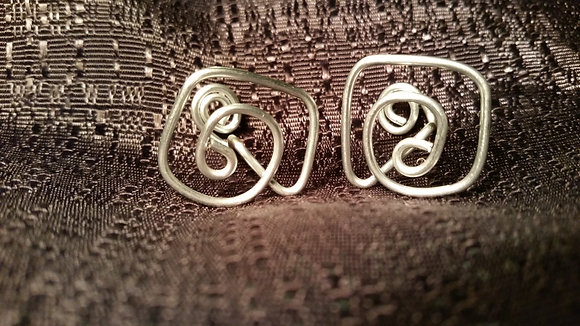 Steel Cuff Links