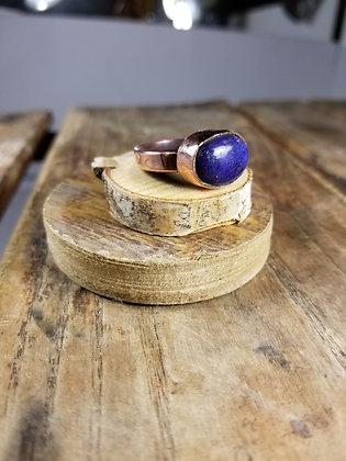 Lapiz Lazuli Ring Size 7