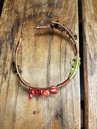 Afrikan Chip Bracelet