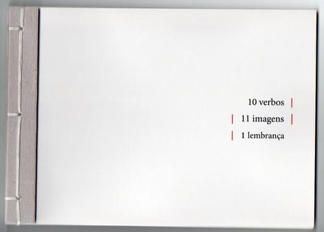 10 verbos, 11 imagens, 1 lembrança