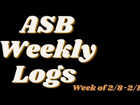 ASB Logs (2/12)