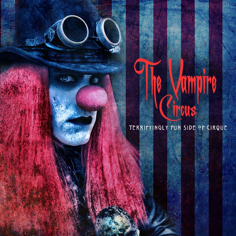 Halloween entertainment | The Vampire Circus
