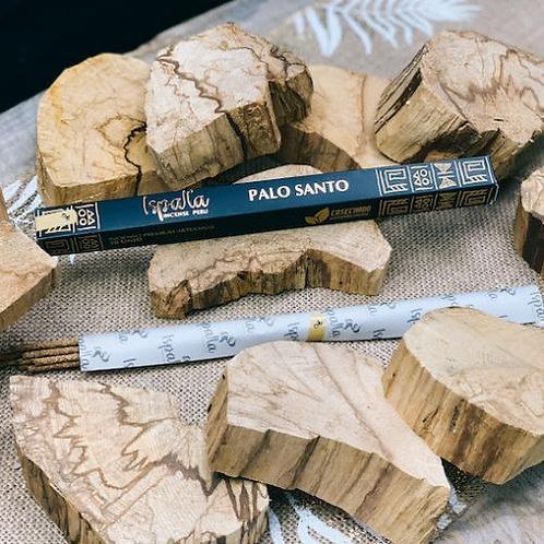 Palo Santo Incense 1 pack x 10 sticks