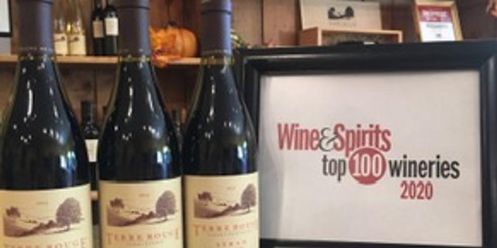 Terre Rouge/Easton Wine Dinner