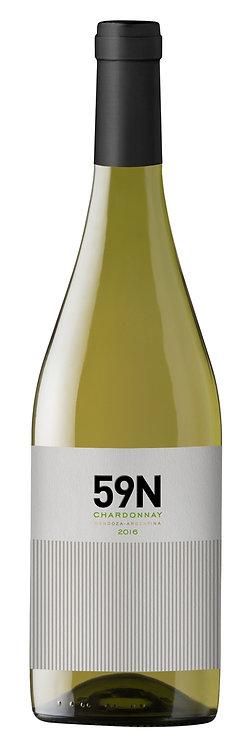 Kalós Wines 59N Chardonnay 2018