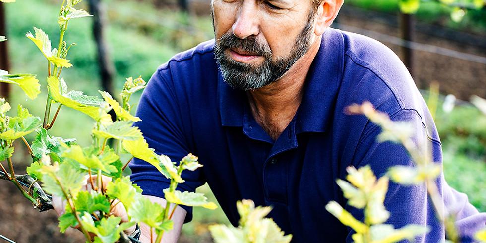 Meet the Winemaker - Boyd Teegarden