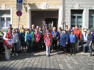 Jahresausflug der Lebenshilfe Gruppe Kißlegg